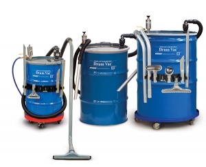High Lift Reversible Drum Vac