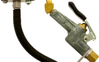GEN4 Ionisierende Druckluftpistole