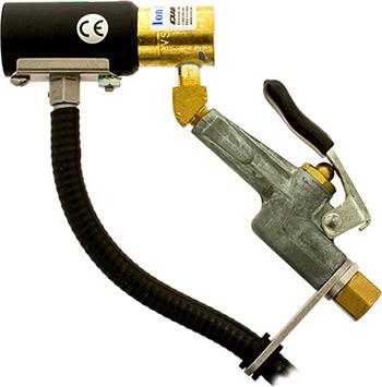 GEN4 Ion Air Gun Ionisierende Druckluftpistole