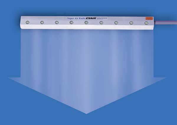 Luftmesser Super Air Knife Air curtain