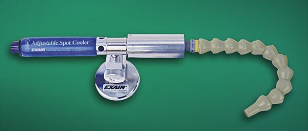 Regelbarer punktueller Kühler Adjustable Spot Cooler