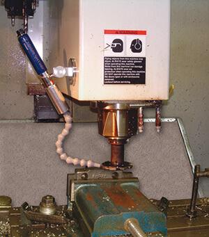 Spot Coolers Replace Liquid Coolants