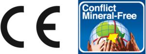 CE Konfliktfreie Materialien