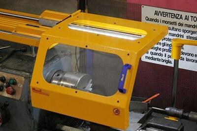 Schutzeinrichtung für Drehmaschinen Minor ST