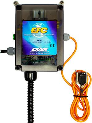 Elektronischer Strömungsschalter