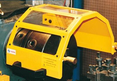 Schutzeinrichtungen für Drehmaschinen POL