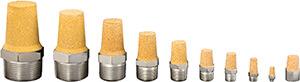 Schalldämpfer Zylinder
