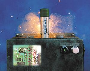 Non-Hazardous Purge Cabinet Cooler