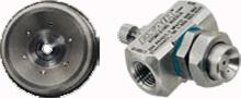 Außenmischende Zerstäuberdüsen mit rundem Spritzbild Modell ER1010SS