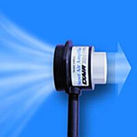 Luftstromverstärker Venturidüsen