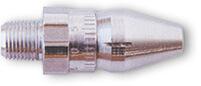 Regelbare Düsen Modell 1009 Aluminum Adjustable Air Nozzle 1/8 NPT