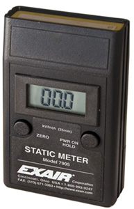 Static Meter - Spannungsmesser