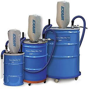 Heavy Duty Dry Vac (Hochleistungssauger für Feststoffe)