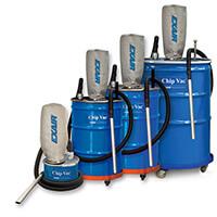Industriesauger - Sauger für Feststoffe (Chip Vac)