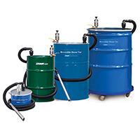Industriesauger Sauger für Flüssigkeiten (Drum Vac)