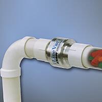 Exair Vakuumförderer mit Schraubgewinde