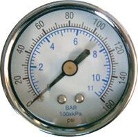 Vacuum Gauge for E-Vac