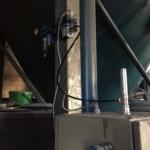 Schaltschrankkühler in der Aluminiumgießerei