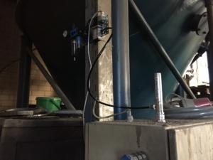 Schaltschrankkühler in der Aluminiumgießerei Eigenkonstruktion