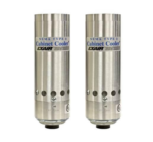 Duale Schaltschrankkühler - Cabinet Coolers
