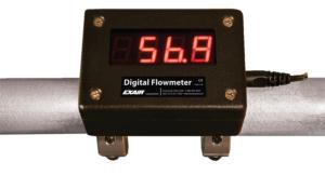 Digitales Durchflussmessgerät - kabellos