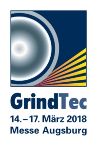 GrindTec Messe Augsburg 14. - 17. März 2018