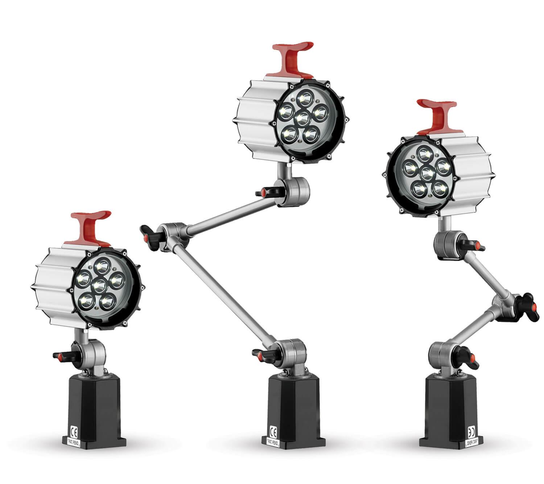 Clik LED Maschinenleuchten