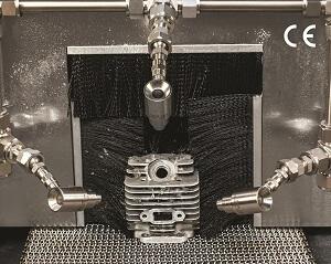Edelstahl Air Jets reinigen und trocknen Motorblock - ideal für korrosive, Hochtemperatur- oder Waschumgebungen