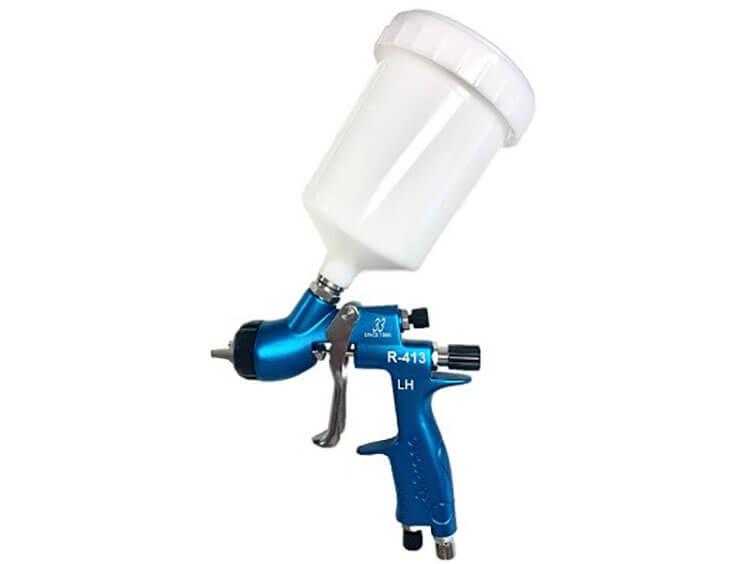 Farbspritz Luftpistole Prona R-413 HVLP