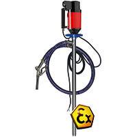 Fasspumpen Elektromotor Explosionsgeschützt