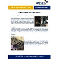 EPUTEC Anwendungsbeispiel Schaltschrankkühler
