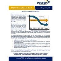 EPUTEC Anwendungsbeispiel Vergleich Abblasvorrichtungen
