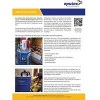 EPUTEC Industriesauger