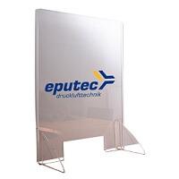 EPUTEC Schutztrennwand Spuckschutz