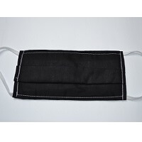Waschbare Atemschutzmaske aus Baumwolle