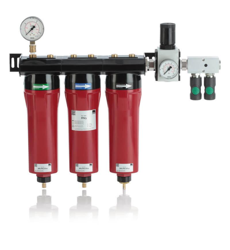 KSI Ecoclean® PFU Breathing Air Maintenance Unit