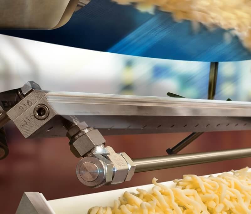 Super-Air-Knife-Luftvorhang-Anwendungsfall-Brot